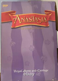 Rare Royal Horse & Carriage GALLOB for ANASTASIA Doll or Barbie NRFB