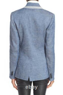 Rare! Veronica Beard'Orchid' Jacket +'Boca' Romper, US 6, ASO Royal Celebrity