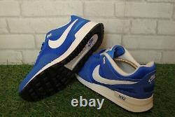 Rare Vintage 2012 Nike Air Pegasus'89 Trainers -varsity Royal- Nwb -size Uk 10