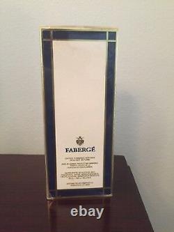 Rare vintage faberge eau de parfume imperial 3.4 fl oz, new, sealed