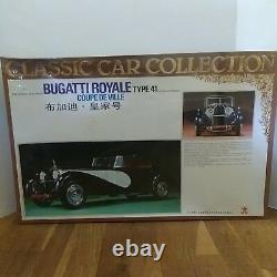 SEALED FUMAN Bugatti Royale CLASSIC CAR COLLECTION MODEL KIT FM62001 116 RARE