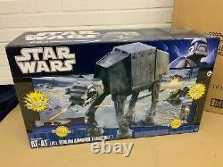 Star Wars Legacy Collection Imperial At-at Atat New Sealed Rare Shipper Box
