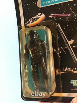 Star Wars ROTJ Imperial TIE Fighter Pilot Figure Kenner 77 MINT RARE vintage