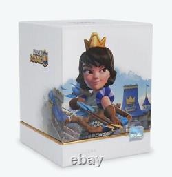 Supercell Clash Royale Princess Figure (Rare)
