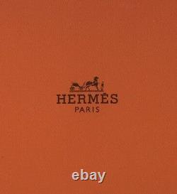 Sweet Brand New Tag Hermes Tie Silk Royal Blue Happy Surfing Joe Rare Mint