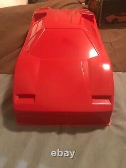 Vintage rc car! New Super Rare 1/7 Scale Nitro R/C
