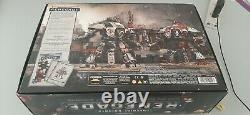 Warhammer 40k Imperial Knight's Renegade Box Set BNIB, Rare OOP
