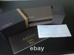 Zenith, Mega Port Royal Concept. Super Rare, N. O. S, 100% Neuve-New